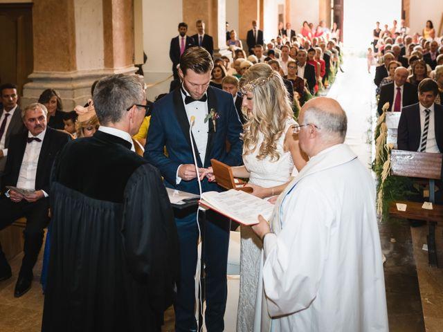 La boda de Michael y Patricia en Peñiscola, Castellón 44