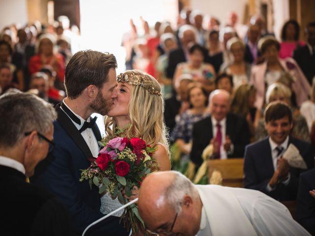 La boda de Michael y Patricia en Peñiscola, Castellón 45