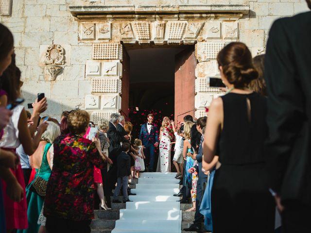 La boda de Michael y Patricia en Peñiscola, Castellón 47