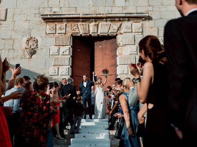 La boda de Michael y Patricia en Peñiscola, Castellón 48