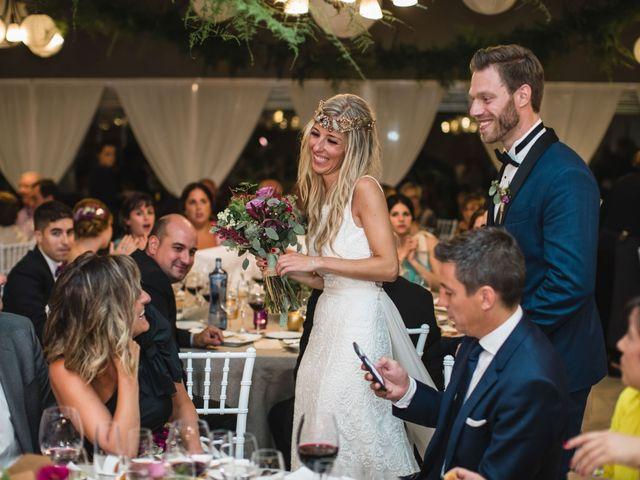 La boda de Michael y Patricia en Peñiscola, Castellón 56