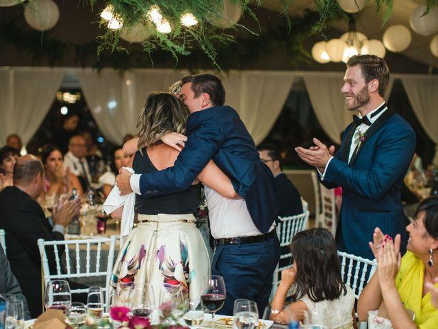 La boda de Michael y Patricia en Peñiscola, Castellón 57