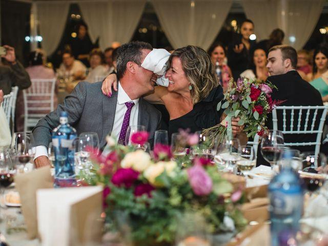 La boda de Michael y Patricia en Peñiscola, Castellón 58