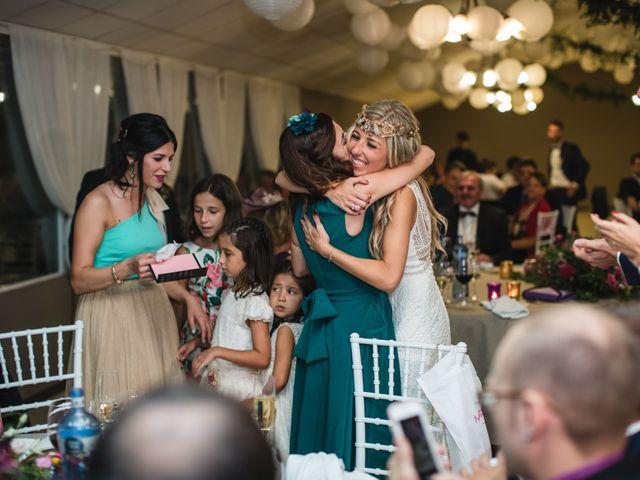 La boda de Michael y Patricia en Peñiscola, Castellón 59