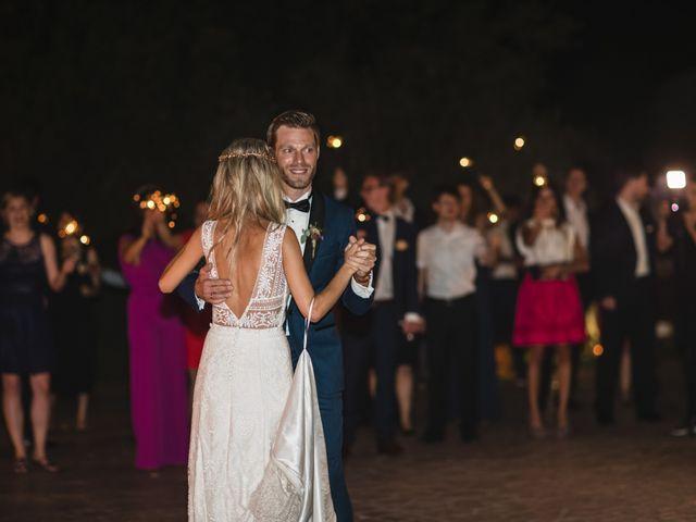 La boda de Michael y Patricia en Peñiscola, Castellón 63