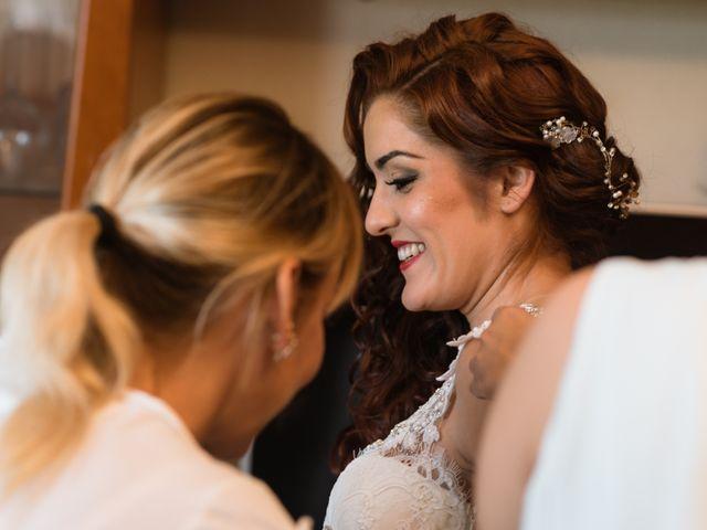 La boda de Pablo y Ester en Los Ramos, Murcia 2