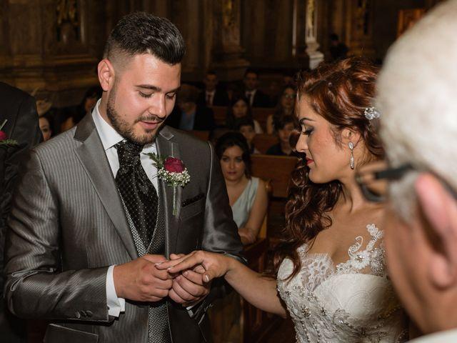 La boda de Pablo y Ester en Los Ramos, Murcia 13