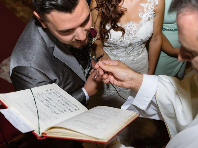 La boda de Pablo y Ester en Los Ramos, Murcia 14