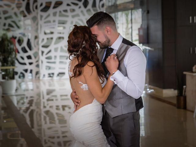 La boda de Pablo y Ester en Los Ramos, Murcia 25