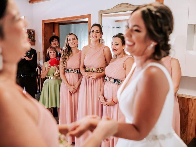 La boda de Koke y María José en Novelda, Alicante 19
