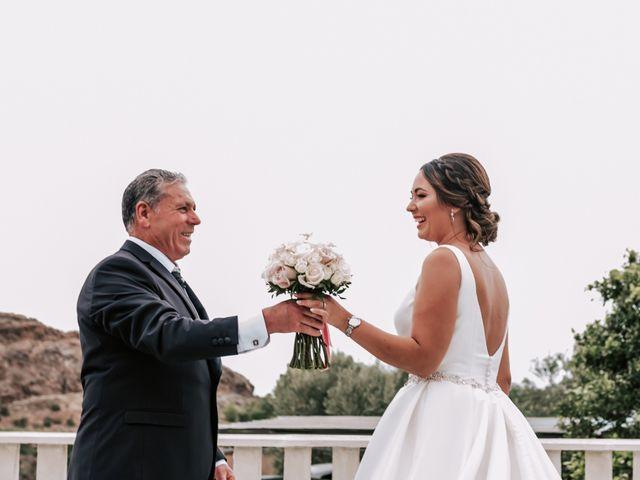 La boda de Koke y María José en Novelda, Alicante 20