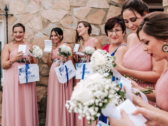 La boda de Koke y María José en Novelda, Alicante 21