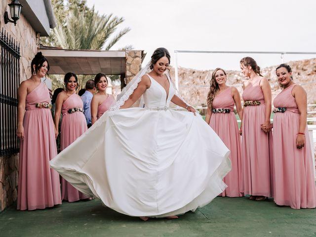 La boda de Koke y María José en Novelda, Alicante 27