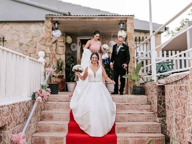 La boda de Koke y María José en Novelda, Alicante 28