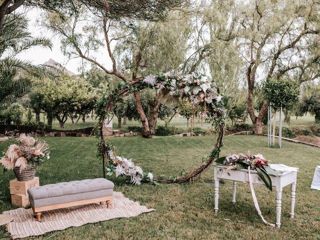 La boda de Koke y María José en Novelda, Alicante 31