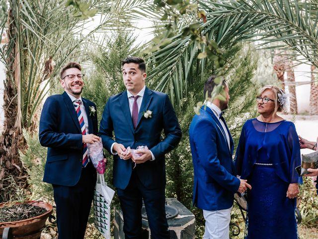 La boda de Koke y María José en Novelda, Alicante 32