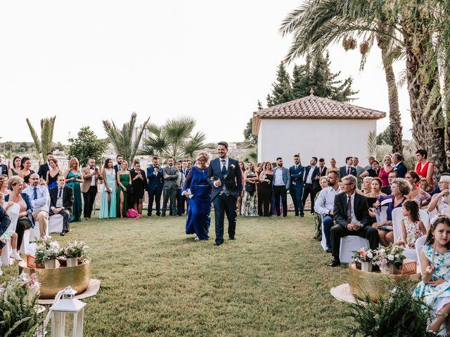 La boda de Koke y María José en Novelda, Alicante 33