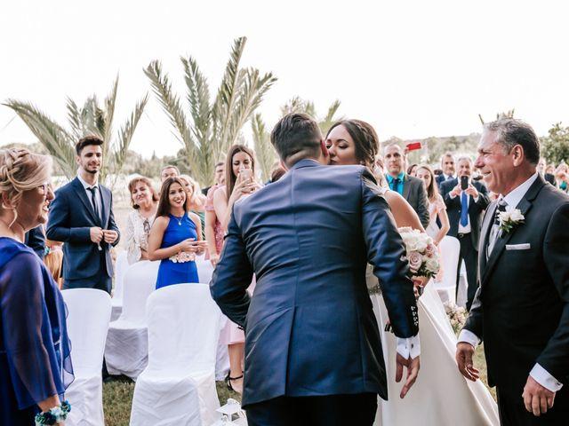 La boda de Koke y María José en Novelda, Alicante 36