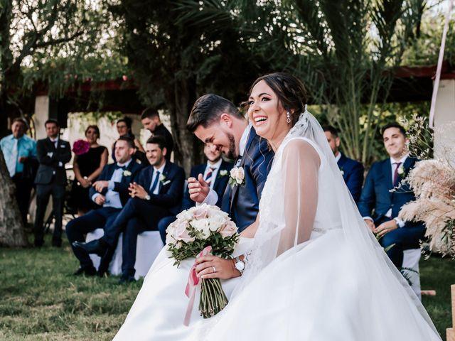 La boda de Koke y María José en Novelda, Alicante 37