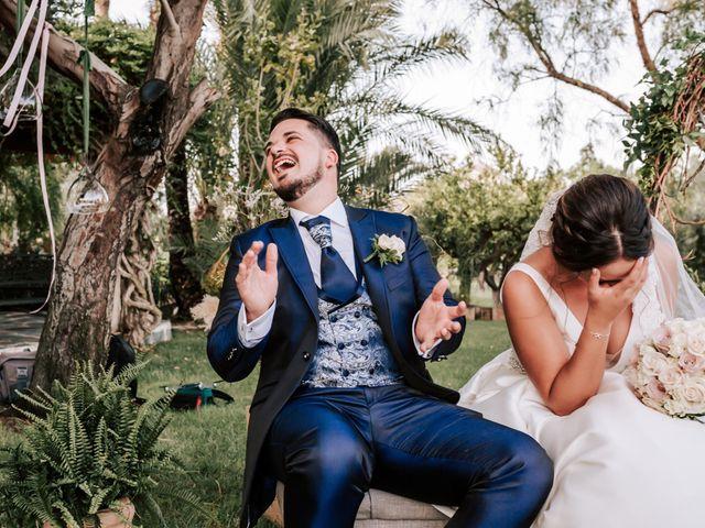 La boda de Koke y María José en Novelda, Alicante 38