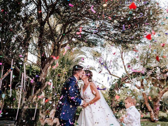 La boda de Koke y María José en Novelda, Alicante 40