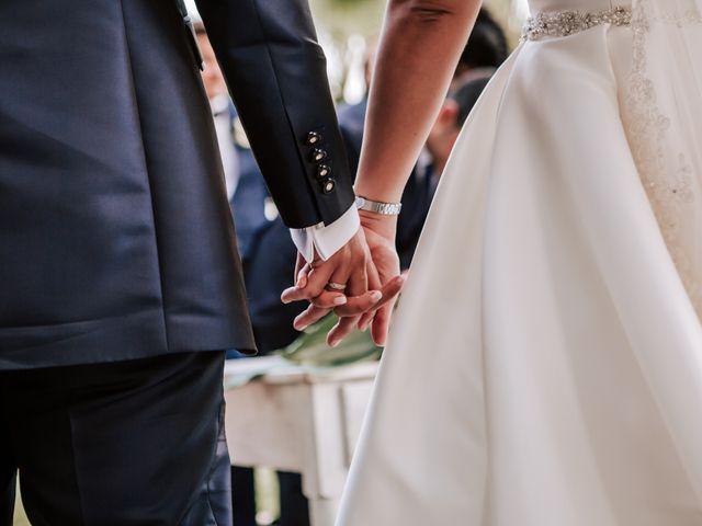 La boda de Koke y María José en Novelda, Alicante 41
