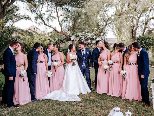 La boda de Koke y María José en Novelda, Alicante 42