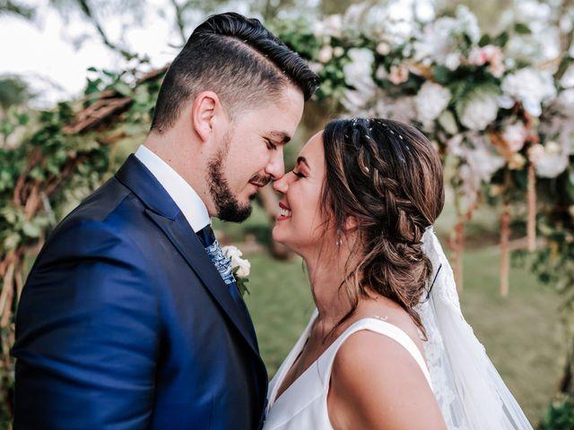 La boda de Koke y María José en Novelda, Alicante 44