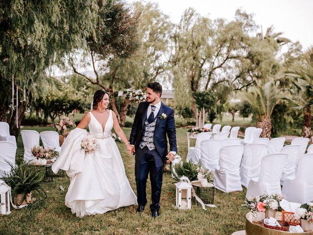 La boda de Koke y María José en Novelda, Alicante 45