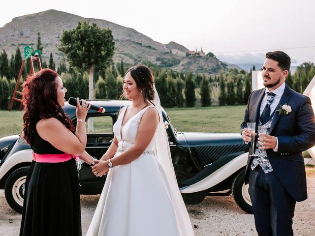La boda de Koke y María José en Novelda, Alicante 47