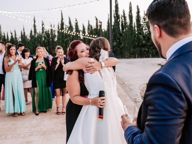 La boda de Koke y María José en Novelda, Alicante 48