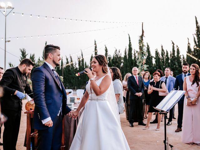 La boda de Koke y María José en Novelda, Alicante 50
