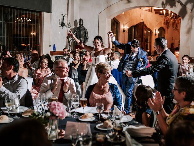 La boda de Koke y María José en Novelda, Alicante 51