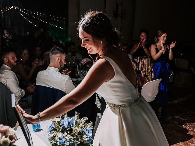 La boda de Koke y María José en Novelda, Alicante 53