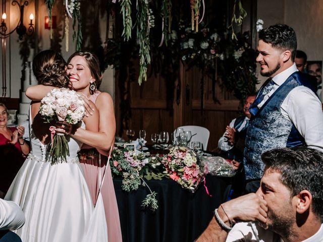 La boda de Koke y María José en Novelda, Alicante 57