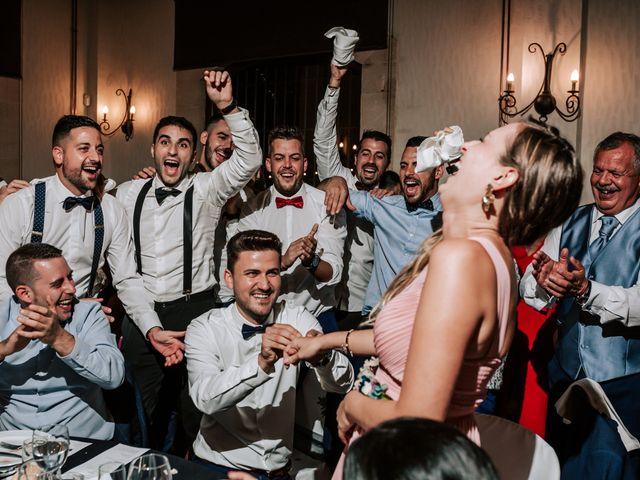 La boda de Koke y María José en Novelda, Alicante 59
