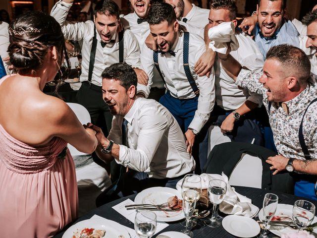 La boda de Koke y María José en Novelda, Alicante 60