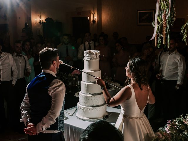 La boda de Koke y María José en Novelda, Alicante 61