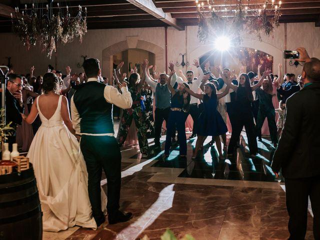 La boda de Koke y María José en Novelda, Alicante 65