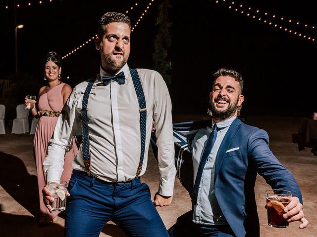 La boda de Koke y María José en Novelda, Alicante 67