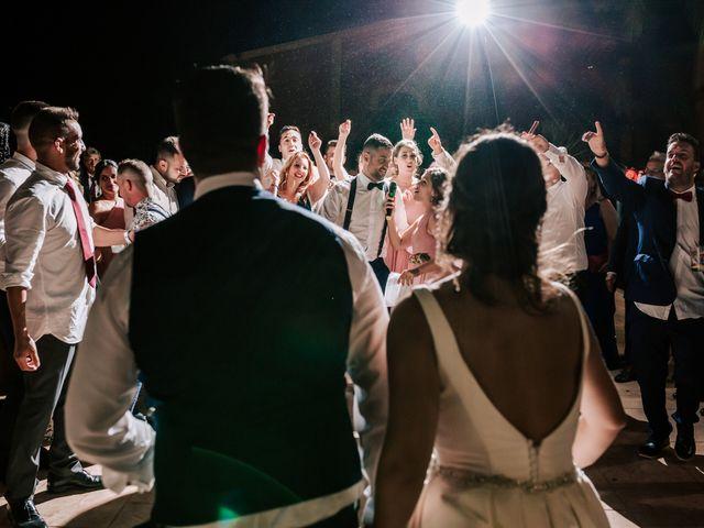 La boda de Koke y María José en Novelda, Alicante 73