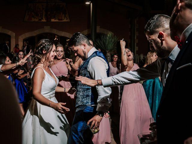 La boda de Koke y María José en Novelda, Alicante 74