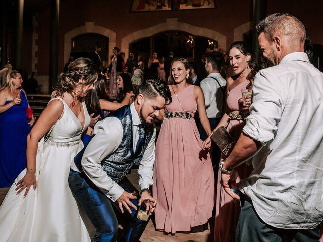 La boda de Koke y María José en Novelda, Alicante 75