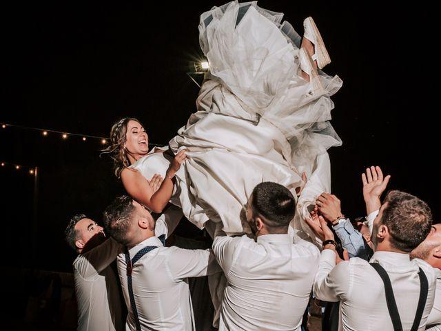 La boda de Koke y María José en Novelda, Alicante 76