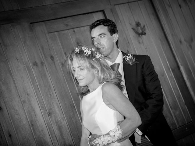 La boda de Manuela y Javier