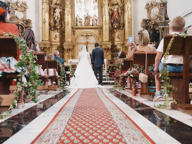 La boda de Julio y Sara en Villanubla, Valladolid 2