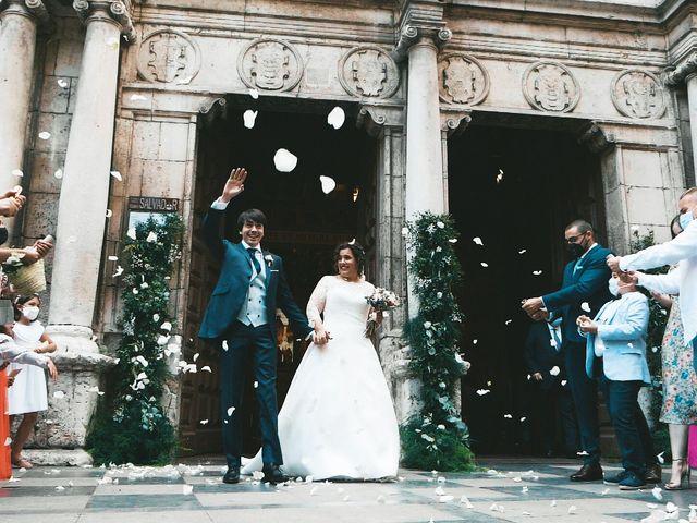 La boda de Julio y Sara en Villanubla, Valladolid 3
