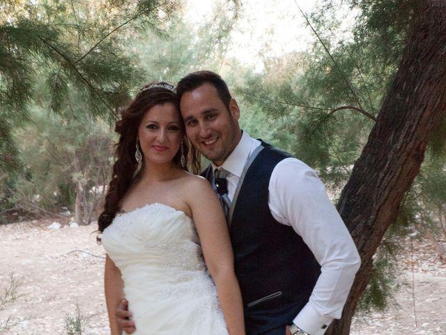 La boda de LORENA y FRANCISCO en Mula, Murcia 4
