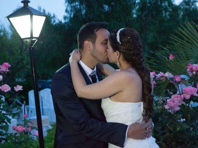 La boda de LORENA y FRANCISCO en Mula, Murcia 2