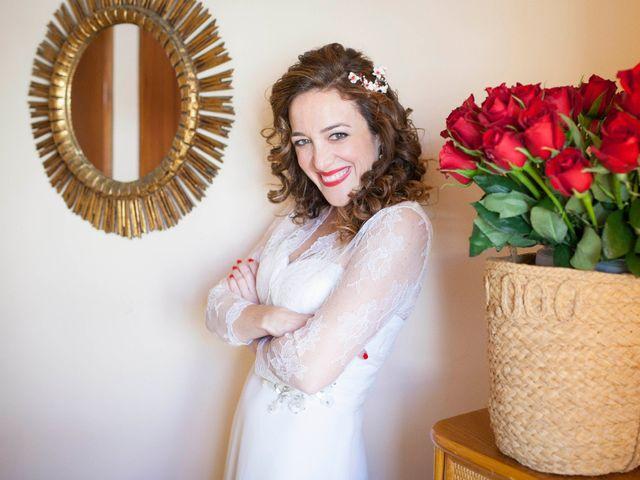 La boda de Mauri y Maya en Alfauir, Valencia 9